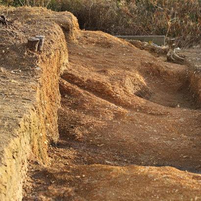 銅鐸出土地 中の御堂