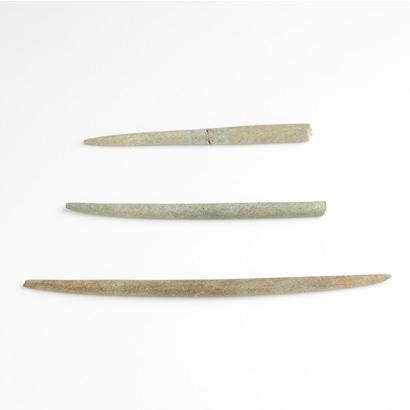 沖ノ島古墳群・棒状石製品