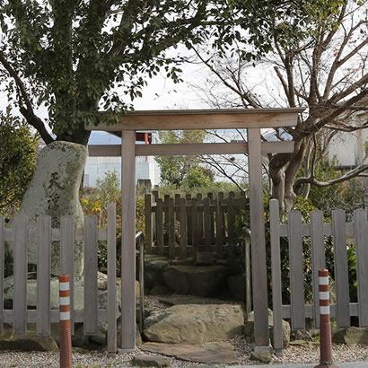 国生み神話伝承地・天浮橋