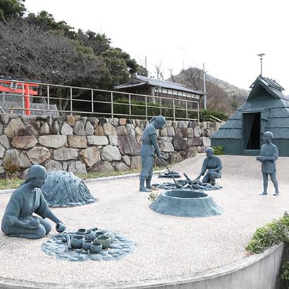 貴船神社遺跡