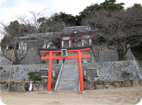 平林貴船神社